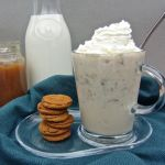 Gingersnap and Apple Butter Milkshake
