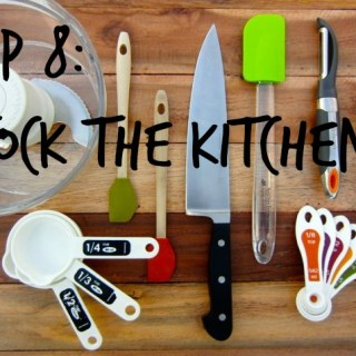 Stock the Kitchen: 8 Favorite Tools | www.theeverykitchen.com