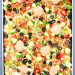 7-Layer Sheet Pan Nachos