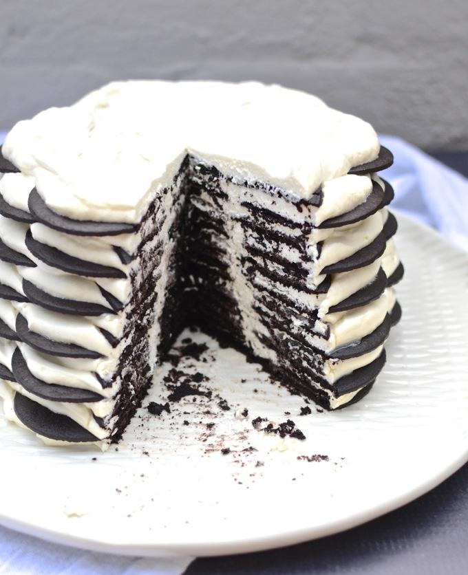 Magnolia Bakery's Chocolate Wafer Icebox Cake