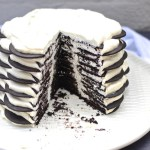My FAVE: Magnolia Bakery Chocolate Wafer Icebox Cake. | theeverykitchen.com