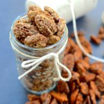 Candied and Spiced Pecans