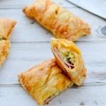 Homemade Ham & Cheese Hot Pockets | www.theeverykitchen.com