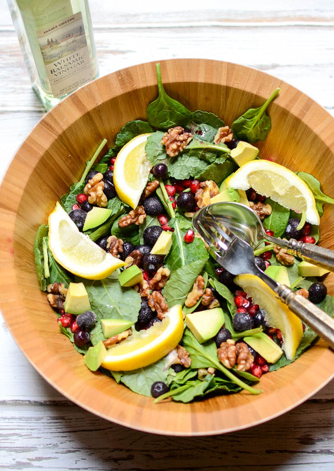 All my favorite superfoods in one bowl! | www.theeverykitchen.com