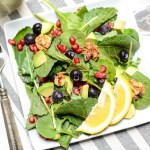 5-Minute Spring Superfood Salad and Why I'm Taking a Blog Hiatus