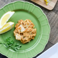 Easy No-Filler Crab Cakes