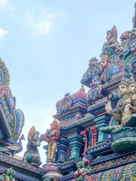 Sri Maha Mariamman Hindu Temple, Bangkok | www.theeverykitchen.com