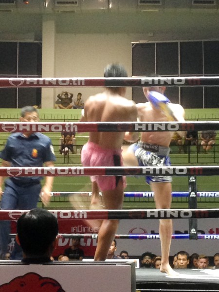 Muay Thai, Bangkok | www.theeverykitchen.com