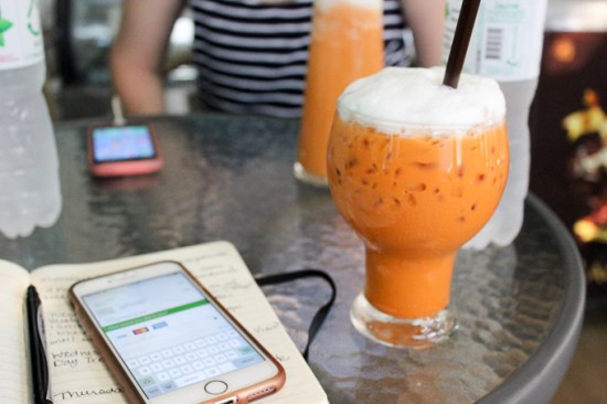 Thai tea & travel planning | www.theeverykitchen.com