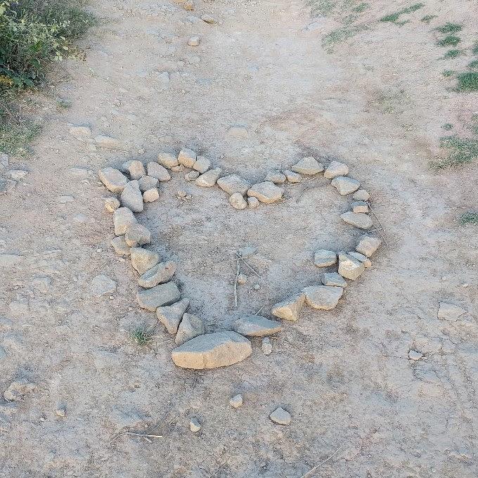 A favorite waymarker, Camino de Santiago | theeverykitchen.com