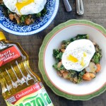 Make breakfast healthier, tastier, and more satisfying with simple swaps. Sweet Potato, Kale, Mushroom Hash features cholesterol-free corn oil. #ChooseMazola   theeverykitchen.com