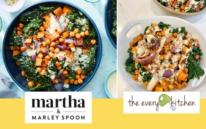 A Dietitian Reviews Martha and Marley Spoon | theeverykitchen.com