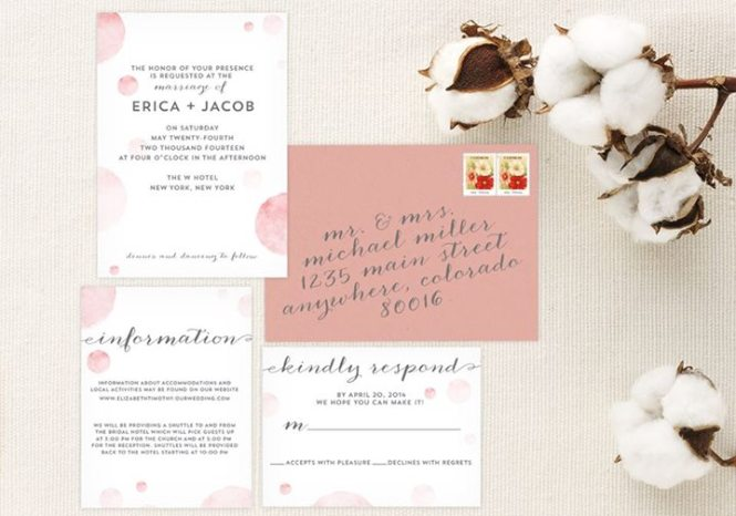 Photo 3 Of 4 Astounding When Do Send Out Rsvp Invitations With Should Marvelous To Wedding Invites