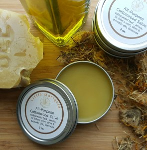 All Purpose Cottonwood Salve