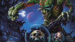 Iron Maiden - The Final Frontier - CD Cover