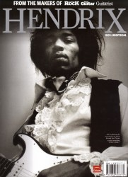 Jimi Hendrix - Classic Rock Fan Pack - Magazine