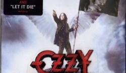 Ozzy Osbourne - Scream - CD Cover
