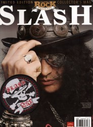 Slash Fanpack Magazine + Patch