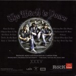Motörhead - The World Is Yours (rear cover)