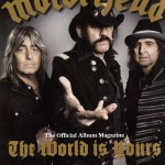 Motörhead - The World Is Yours CR FanPack Magazine Cover