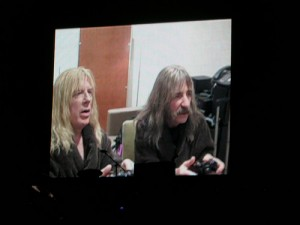 David and Derek playing on the XBOX (Photo Credit Jana Godfrey © 2009)