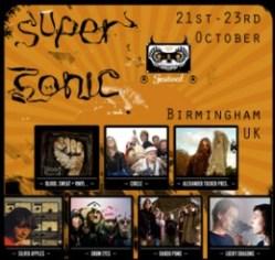 Super Sonic Festival in Birmingham