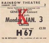 Rainbow 3rd Jan 1977