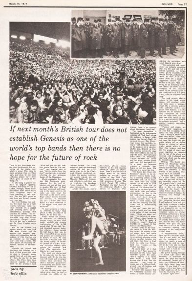 Sounds, 15th March 1975