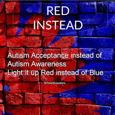 light up red