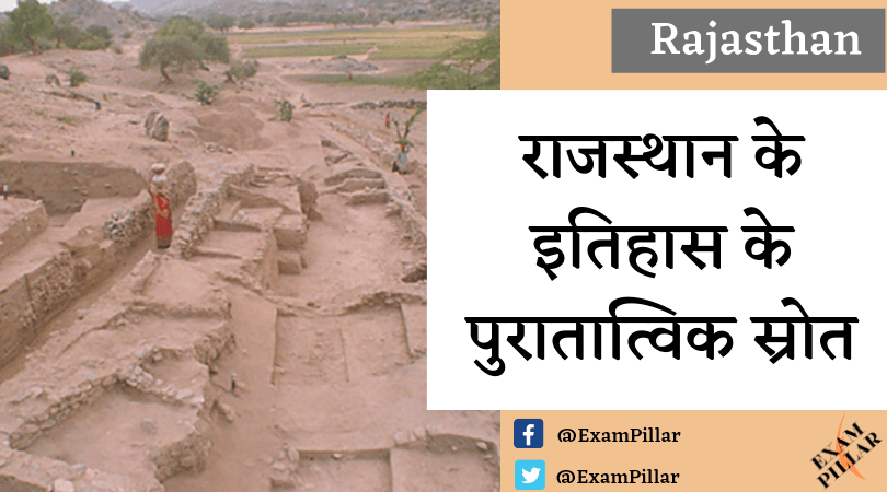 Archaeological Sources of Rajasthans History