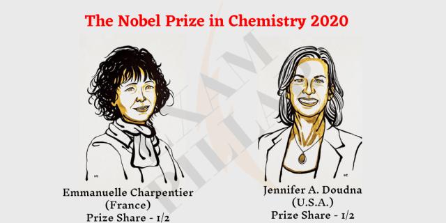 The Nobel Prize in Chemistry 2020
