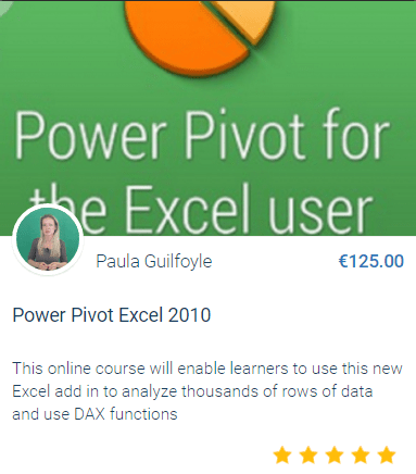 Learn Power Pivot for Excel