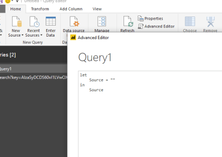 Decoding M - Exploring the YouTube Data API with Power BI