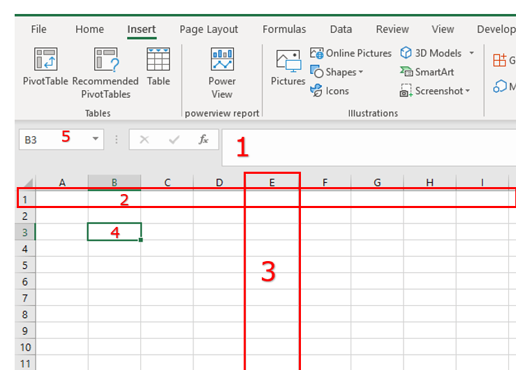 beginner excel lessons