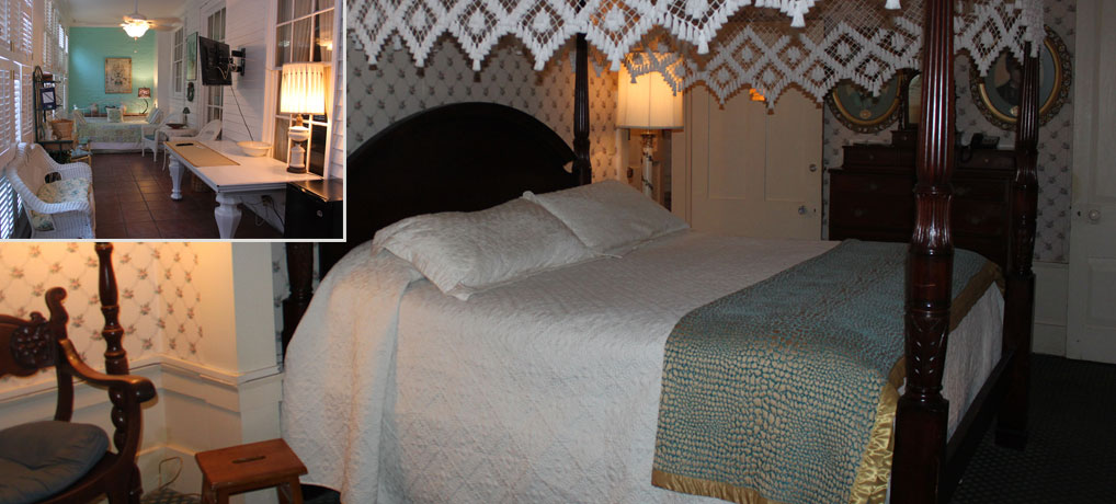 The Diamond Bessie Suite, Room 104
