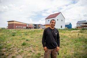 Thunder Valley Community Builder, Alan Jealous
