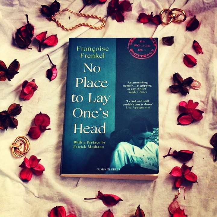 No Place to Lay One's Head by Françoise Frenkel | Book Review
