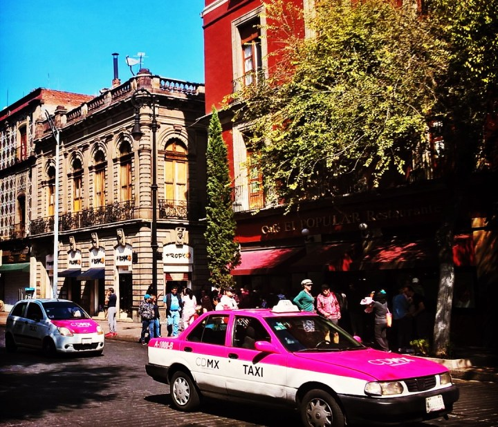 Mexico City | Yearning for a place called 'home'…