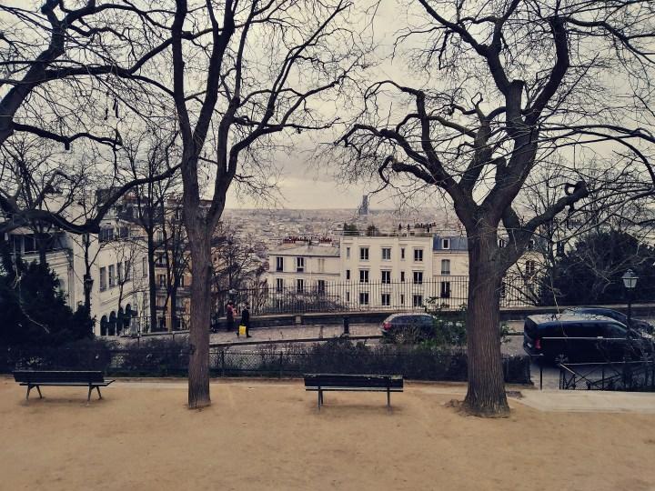 Paris | Winter in Montmarte