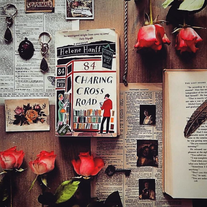 84 Charing Cross Road by Helene Hanff | Book Review