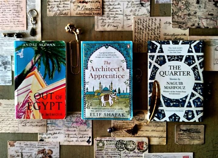 3 Books Set in the Middle East | Andre Aciman, Elif Shafak and  Naguib Mahfouz