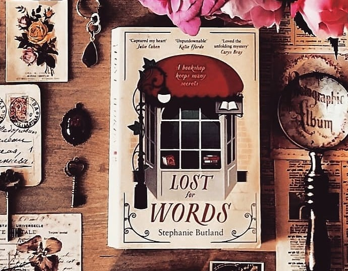 Lost for Words by Stephanie Butland | Book Review