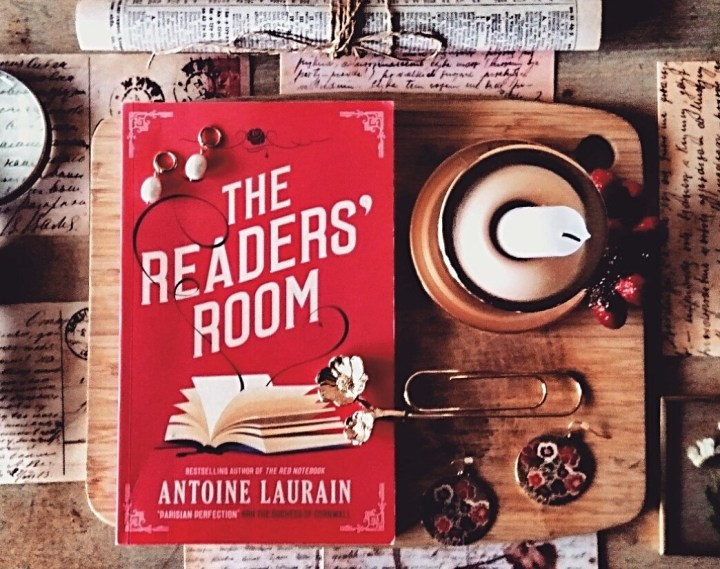 The Readers' Room by Antoine Laurain | Book Review