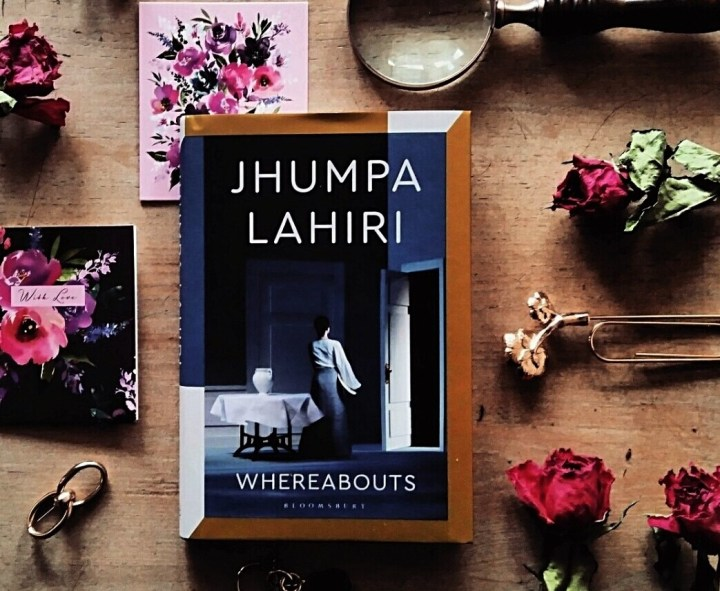 Whereabouts by Jhumpa Lahiri | Book Review