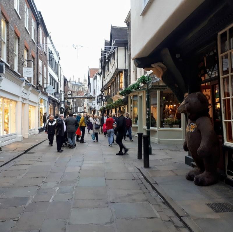 Stonegate a luxury weekend in York