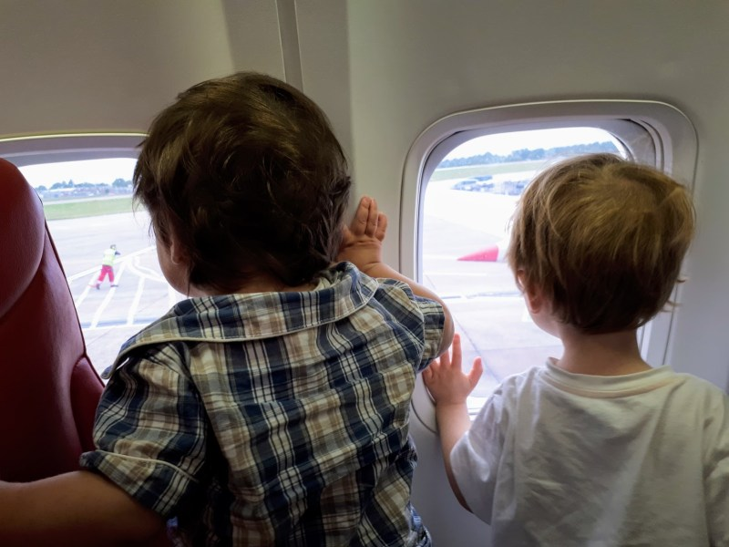 How to travel with preschool kids