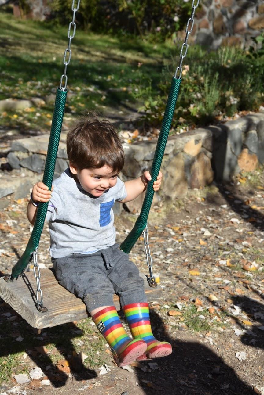 play park at San Francisco Lodge and Spa