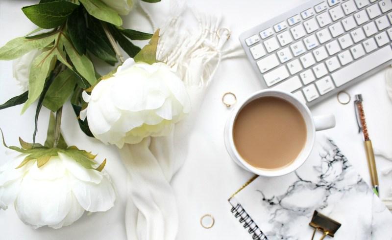 start a blog - menus