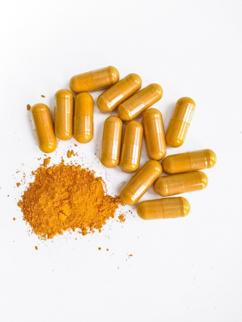 food supplements and vitamins
