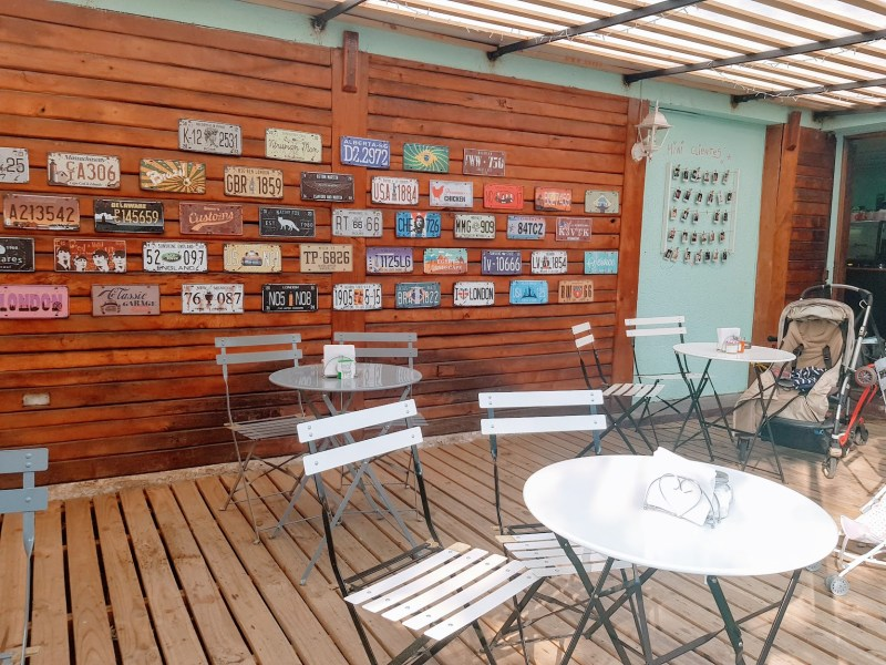 Play cafe Las Condes